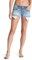 Miss Me Lace Pocket Lining Shorts