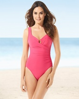 Soma Intimates Miraclesuit Escape One Piece Swimsuit
