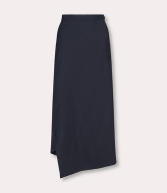 Vivienne Westwood Midi Infinity Skirt Black