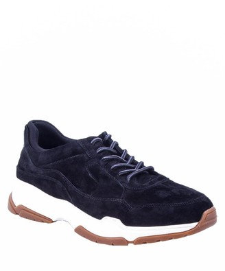 Robert Graham Fittipaldi Suede Sneaker