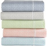 Peacock Alley Emma Fitted Sheet - Green - Twin