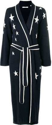 Chinti and Parker Stars Cardi-Coat