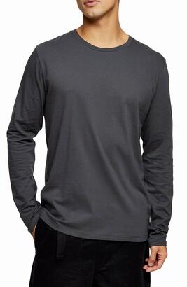 Topman Classic Long Sleeve T-Shirt