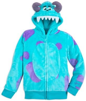 Disney Sulley Costume Zip Hoodie for Kids