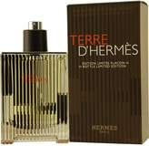 Hermes TERRE D'HERMES by for MEN: EDT SPRAY 3.3 OZ (H BOTTLE LIMITED EDITION)