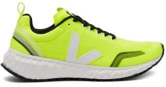 Veja Condor Alveomesh Running Trainers - Womens - Yellow