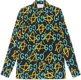Gucci GucciGhost shirt