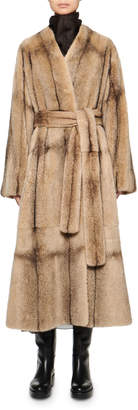 The Row Tanilo Mink Fur Coat