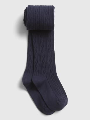 Gap Kids Cable Knit Tights