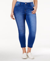 Rampage Trendy Plus Size Maiden Wash Skinny Jeans