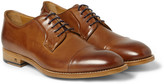 Paul Smith Ernest Burnished Leather Derby Shoes