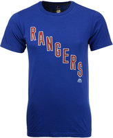 Majestic Men's New York Rangers Vintage Hockey Legend T-shirt