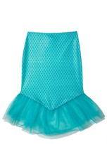 Hula Star Girl's Mermaid Princess Cover-Up Skirt