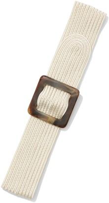 New York & Co. Buckled Woven Belt