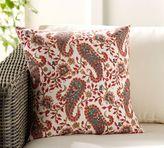 Pottery Barn Sarla Block Print Indoor/Outdoor Pillow