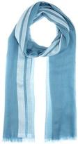 Loro Piana Stola Shadow Soffio cashmere and silk-blend scarf