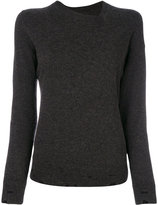 Etoile Isabel Marant destroyed effect jumper - women - Cotton/Wool - 36