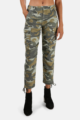 Mother The Sir, Yes Sir! Camo Pants