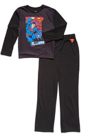 Intimo Superman Punch Pajama Set - Boys