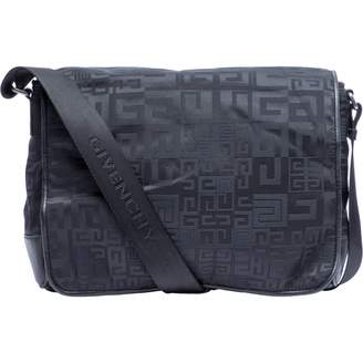 Givenchy Navy Cloth Bags