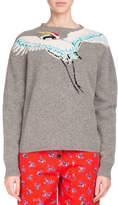 Kenzo La Collection Memento N°;1 Knit Crewneck Sweater