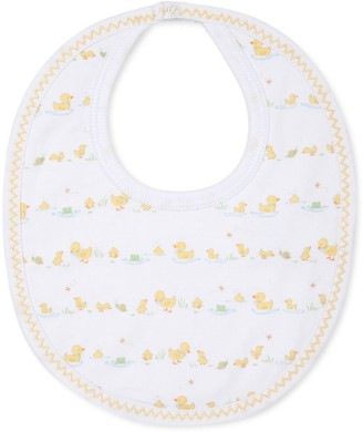 Kissy Kissy Dilly Dally Duck Bib