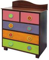 Room Magic Day of The Diva 5 Drawer Chest