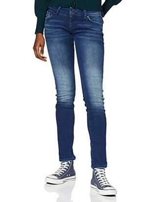 Cross Women's Melissa Skinny Jeans, (Dark Blue 316), 25W x 32L
