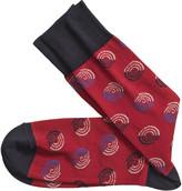 Johnston & Murphy Mixed Diamonds Socks