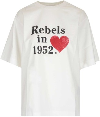 MONCLER GENIUS Moncler 1952 Printed Crewneck T-Shirt