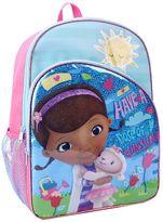 """Disney Doc McStuffins """"Have a Dose of Sunshine"""" Backpack - Kids"""
