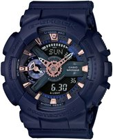 G-Shock S-Series Military-Inspired Ana-Digi Watch