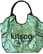 Kitson LA - Green Los Angeles Sequin Tote Bag *Shipping Now*
