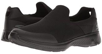 Skechers Performance Performance Go Walk 4 - Incredible (Black) Men's Shoes