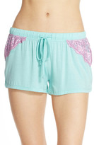 PJ Salvage Lace Sides Jersey Shorts
