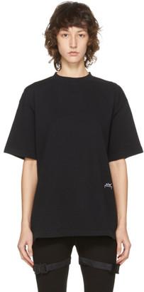 A-Cold-Wall* Black Classic Logo T-Shirt