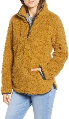 Thread and Supply Fleece Pullover