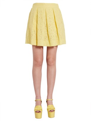 Boutique Moschino Folded Skirt