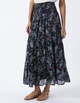Monsoon Charlotte Ditsy Maxi Skirt