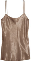Vince Satin Camisole - Taupe
