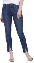 Paige Women's Julia High Waist Straight Leg Jeans With Twisted Seams