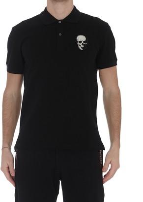 Alexander McQueen Skull Badge Polo