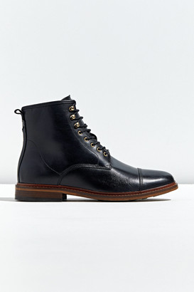 Shoe The Bear Curtis Leather Lace-Up Boot