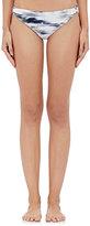 Zero Maria Cornejo Women's Belu Bikini Bottom-BLUE