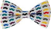 Topman Moustache Bow Tie