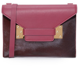 Sophie Hulme Double Pocket Cross Body Clutch