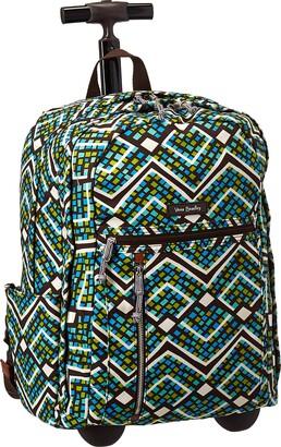 Vera Bradley Women's Rolling Backpack
