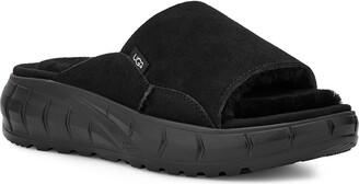 UGG Westsider Genuine Shearling Lined Slide Sandal