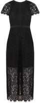 Rachel Zoe Cairo Lace Dress in Black