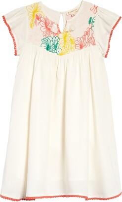 Tucker + Tate Kids' Embroidered Dress